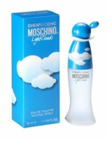 MOSCHINO Cheap & Chic LIGHT CLOUDS Eau De Toilette
