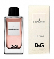 DOLCE&GABBANA ANTHOLOGY L`IMPERATRICE 3 Eau de Toilette
