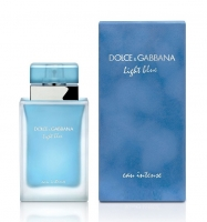 DOLCE&GABBANA LIGHT BLUE EAU INTENSE eau de parfum