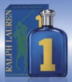 RALPH LAUREN BIG PONY 1 BLUE  Eau De Toilette