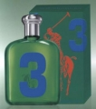 RALPH LAUREN BIG PONY 3 GREEN Eau De Toilette
