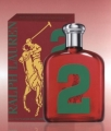 RALPH LAUREN BIG PONY 2 RED Eau De Toilette