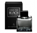 ANTONIO BANDERAS BLUE SEDUCTION IN BLACK For Men