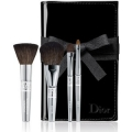 Набор кистей Christian Dior Celebration Collection Brush Set в косметичке